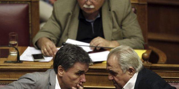 Plataforma Izquierda de Syriza, To Potami y Griegos Independientes votarán a favor de la propuesta de