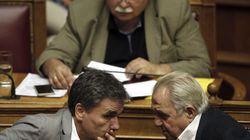 La plataforma de Syriza, To Potami y Griegos Independientes votarán a