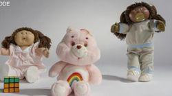 Un siglo de juguetes: desde la muñeca de porcelana al