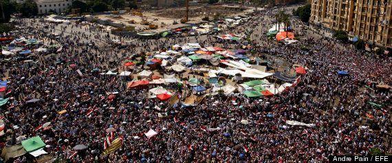 El islamista Mohamed Morsi, nuevo presidente de Egipto