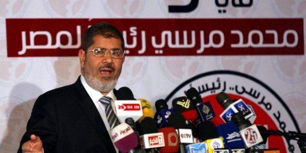 Reacciones internacionales tras la victoria de Morsi en las elecciones de Egipto
