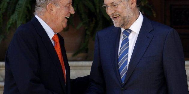Rajoy se volverá a reunir con el rey este miércoles, una semana después de su encuentro en