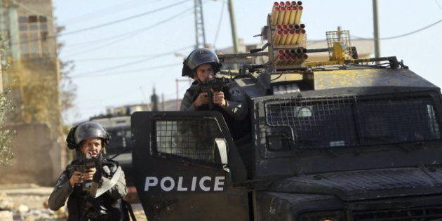 Israel bombardea Gaza y mata a dos palestinos, entre ellos, una niña de 3