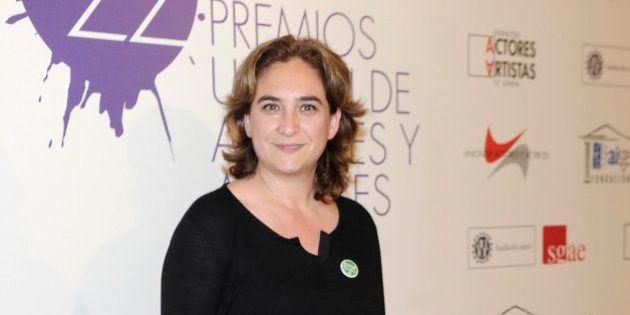 Colau presenta Guanyem Barcelona: no es un partido ni su