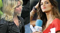 La Eurocopa de Shakira y Carbonero: así llegan a la recta final