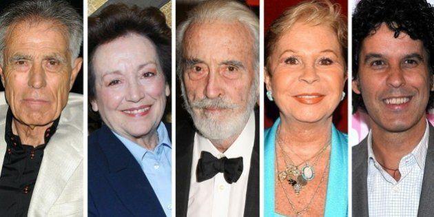 Muertos en 2015: el adiós de Amparo Baró, Pedro Zerolo, Carmen Balcells y Jesús