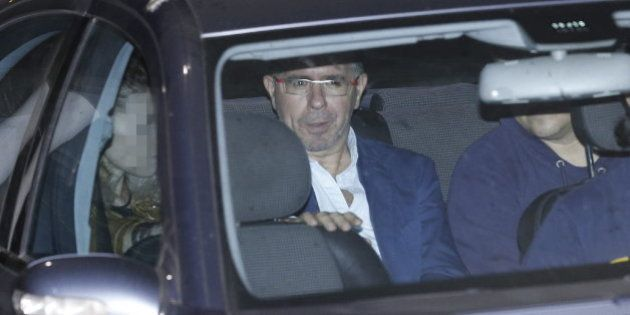 Niegan la libertad a Granados tras hallar un millón de euros en casa de sus