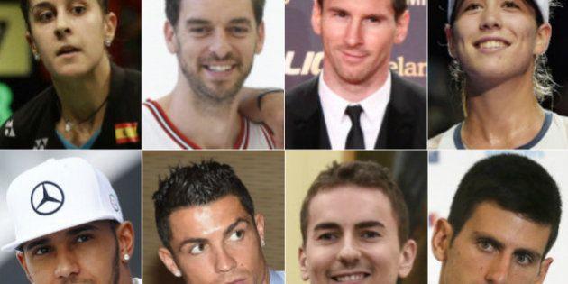 ¿Quién ha sido el deportista del año?