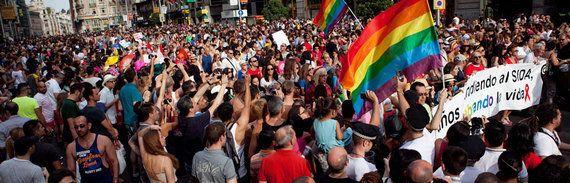 Fiestas del Orgullo, ambiente y medio ambiente
