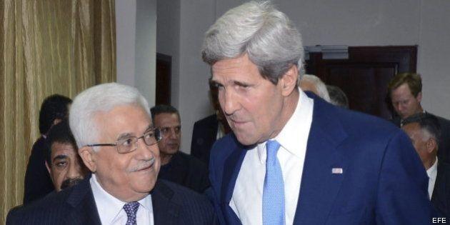 Israel y Palestina alcanzan un acuerdo para retomar las negociaciones de