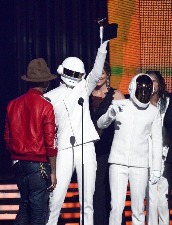 Ganadores Grammy 2014: mejor canción para Lorde y mejor disco para Daft