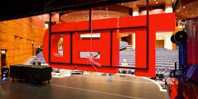 TED Global 2012 en marcha: ¿Cómo vencer el límite de tiempo de 20 segundos que tienen los becarios para...