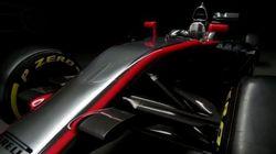 Este será el nuevo coche de Alonso en Honda