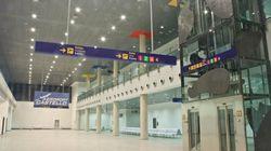 El aeropuerto sin aviones de Castellón empezará a operar (tal vez) el 1 de