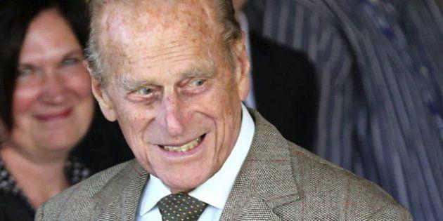 El duque de Edimburgo dado de alta tras cinco noches