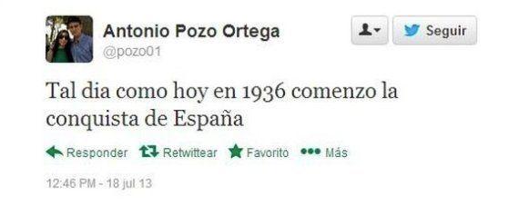 Nuevas Generaciones del PP rechaza los elogios franquistas de algunos de sus miembros
