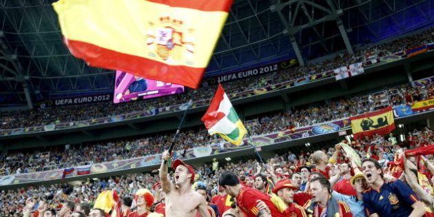 La UEFA abre expediente a España y Rusia por insultos racistas durante la