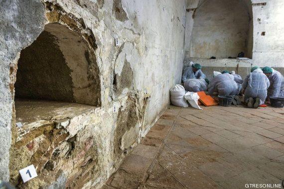 Cómo es el trabajo de los arqueólogos y forenses que buscan los restos de