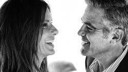 George Clooney y Sandra Bullock, dos astronautas que aterrizan en