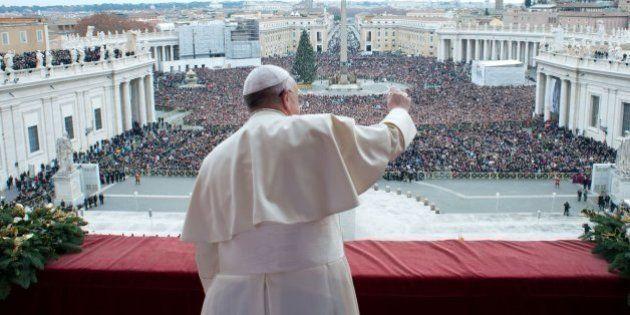 Mensaje de Navidad del papa Francisco: