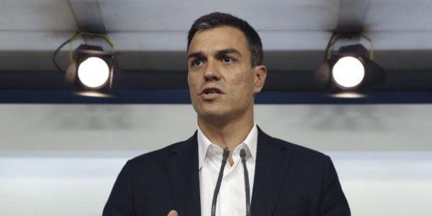 Pedro Sánchez será el candidato del PSOE a La Moncloa sin