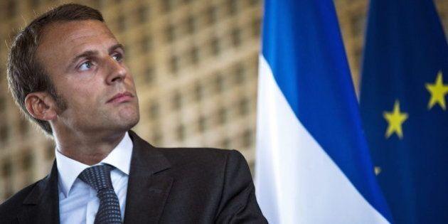 Emmanuel Macron: