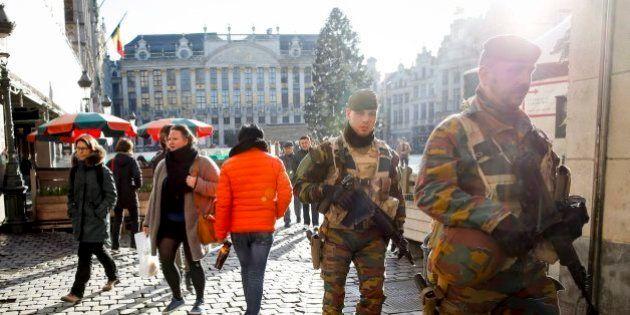Bélgica detiene a dos presuntos terroristas que iban a atentar en Noche