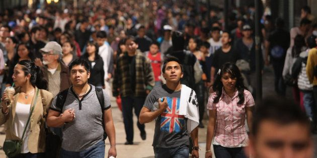 Elecciones México 2012: El presidente mexicano se elegirá entre