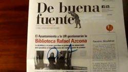 El boletín de la alcaldesa de Logroño