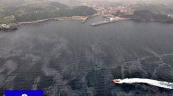 Una marea negra mancha Asturias