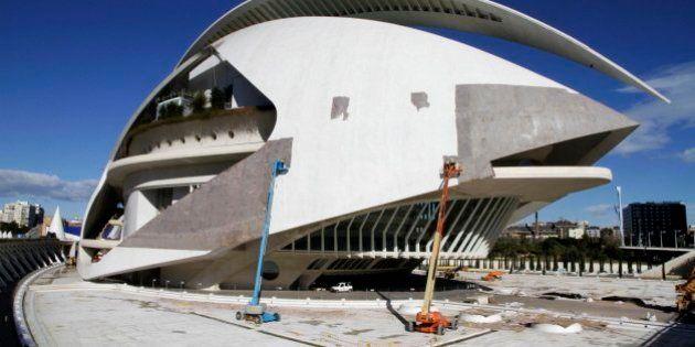 Santiago Calatrava demanda a IU y le reclama 600.000 euros por