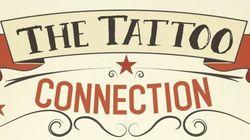 ¿Qué famosos comparten tatuaje?