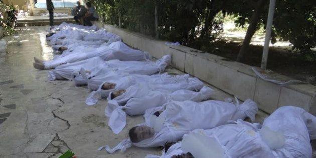 La OTAN asegura que no puede quedar sin respuesta el uso de armas químicas en