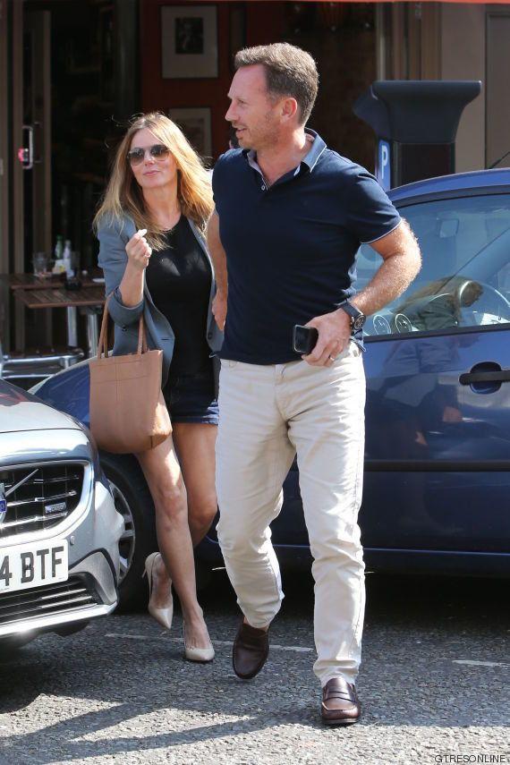 Geri Halliwell, de las Spice Girls, será madre a los 44