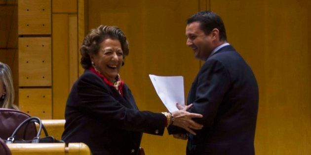 Rita Barberá cobrará 2.300 euros más al pasar al Grupo