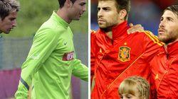 España-Portugal: Mechas contra