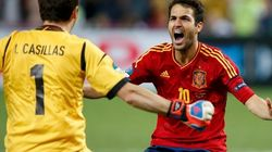 España-Portugal: La gloria tiene su