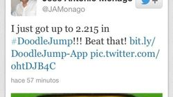 Monago se marca un 'Báñez' en Twitter