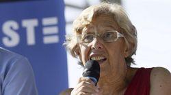 Carmena rechaza que Valiente apoyara a Maduro en una