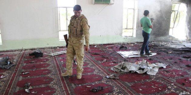 Al menos 68 muertos en una cadena de atentados en Bagdad, la capital de