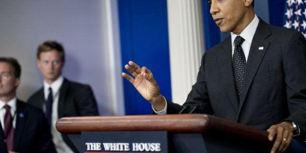 Obama intervendrá en Siria si se emplean armas