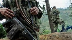Mueren una veintena de militares colombianos en combates con las
