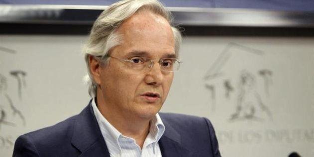 El PP propone la no adscripción de De la Serna al Grupo
