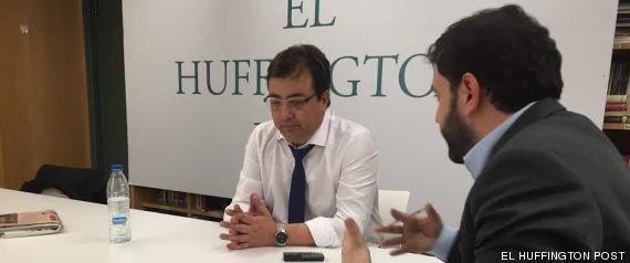 Fernández Vara, al PSOE: