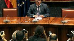 Primer pleno del Consejo General del Poder Judicial sin