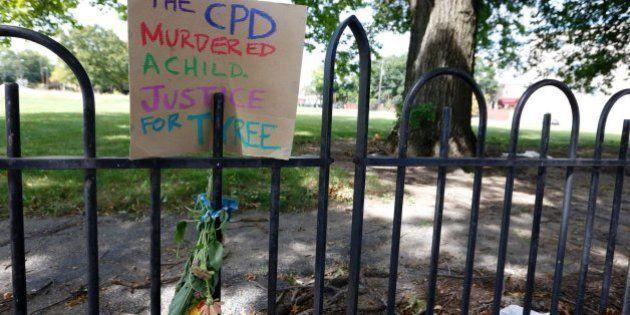 Un policía estadounidense mata a un niño negro de 13 años que llevaba una pistola de