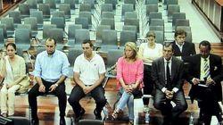 Pantoja y Muñoz, juntos de nuevo... en el juzgado