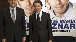 Aznar avala las tesis revisionistas de Pío