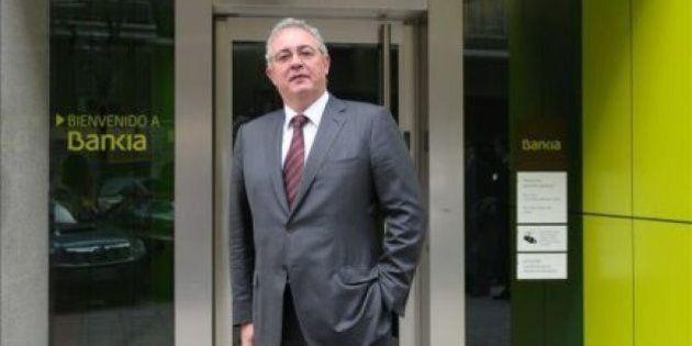 El número 2 de Bankia tumba la defensa de Rodrigo