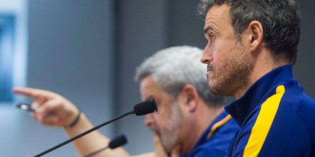 Luis Enrique, sobre el despido fulminante de Guardiola: